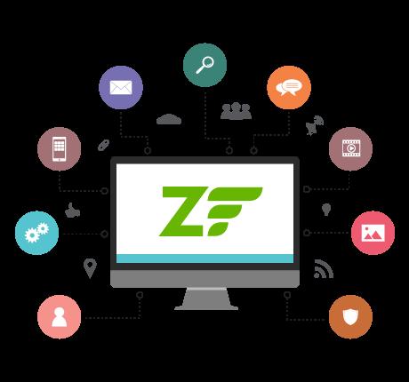 Zend Framework Development Company in Vadodara